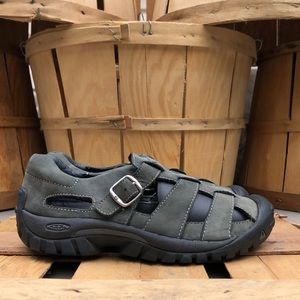 Keen Leather Fisherman Waterproof Hiking Sandals